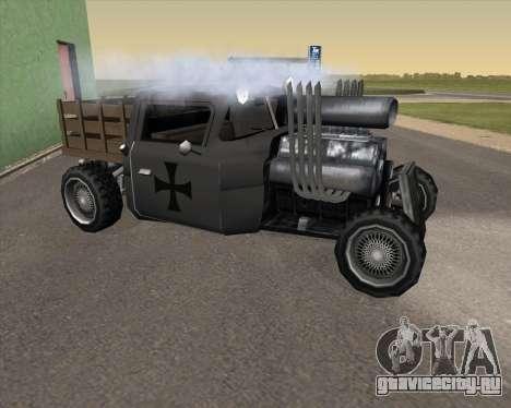 HotBaron для GTA San Andreas вид слева