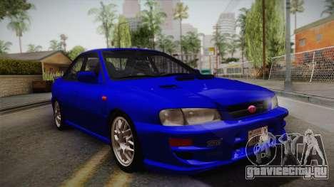 Subaru Impreza WRX STI GC8 1999 v1.0 для GTA San Andreas