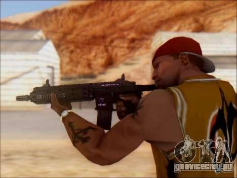 GTA 5 Vom Feuer Carbine Rifle для GTA San Andreas четвёртый скриншот