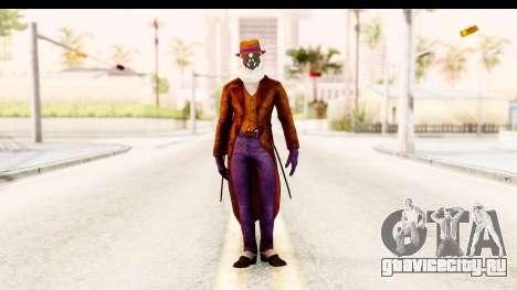 Watchman-Rorschach для GTA San Andreas второй скриншот