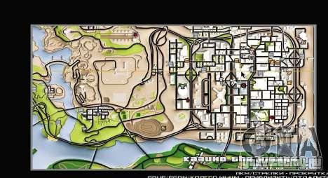 Remaster Map Full Version для GTA San Andreas второй скриншот