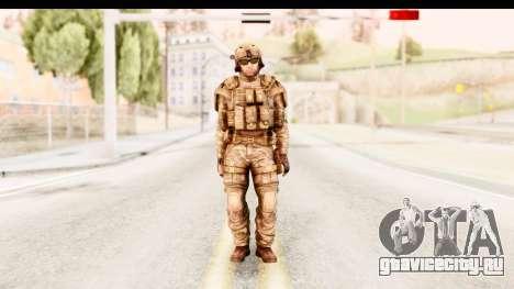 PLA American для GTA San Andreas второй скриншот