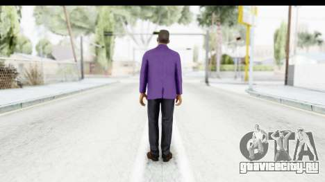 Will Smith Fresh Prince of Bel Air v2 для GTA San Andreas третий скриншот