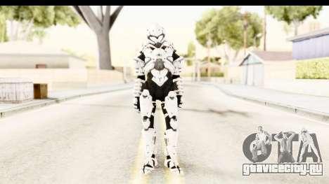 Halo 5 - Helioskrill для GTA San Andreas второй скриншот