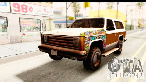 Rancher Sticker Bomb для GTA San Andreas