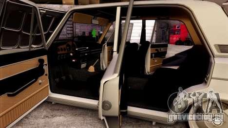ВАЗ 2103 для GTA San Andreas колёса