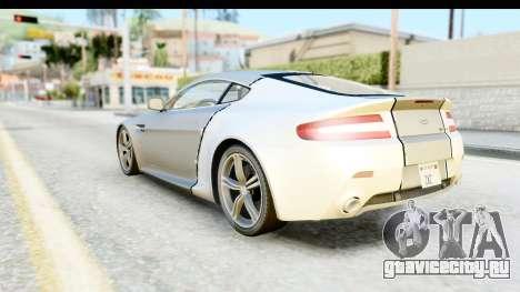 Maserati Bora Group 4 для GTA San Andreas вид снизу