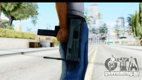 CS:GO - MAC-10 для GTA San Andreas третий скриншот