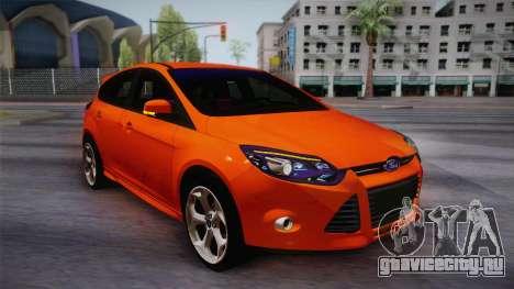 Ford Focus 2012 для GTA San Andreas