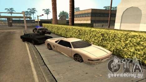 Cheetah Mod для GTA San Andreas