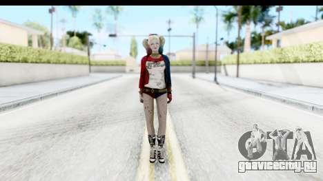 Suicide Squad - Harley Quinn для GTA San Andreas второй скриншот