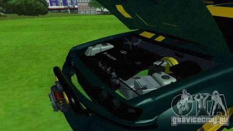 VAZ 2114 DTM TURBO SPORTS 2 для GTA San Andreas вид изнутри