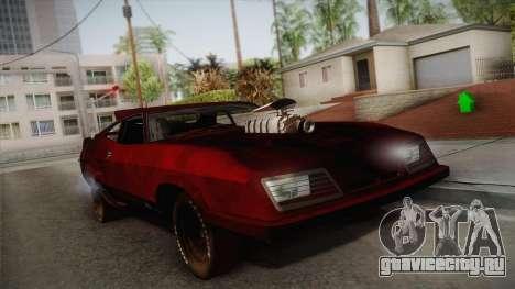 Ford Falcon XB Last V8 Mad Max 2 для GTA San Andreas