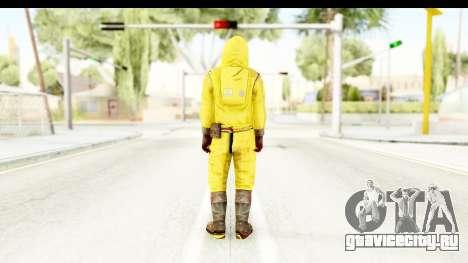 Zombie Radioactivo для GTA San Andreas третий скриншот