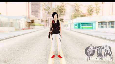 Mirrors Edge Catalyst Faith для GTA San Andreas