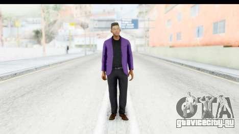 Will Smith Fresh Prince of Bel Air v2 для GTA San Andreas второй скриншот