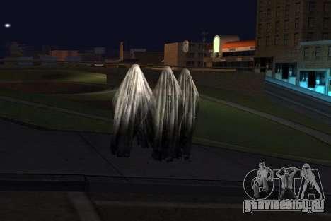 Transparent Ghost для GTA San Andreas второй скриншот