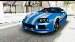 NFS: Carbon Darius Toyota Supra Updated