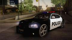 Dodge Charger SRT8 Police San Fierro для GTA San Andreas