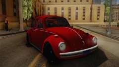 Volkswagen Beetle Escarabajo для GTA San Andreas