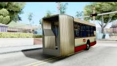 Metrobus de la Ciudad de Mexico Trailer для GTA San Andreas