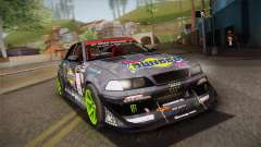 D1GP Toyota Mark II Sunoco Monster для GTA San Andreas