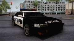 Sultan SFPD для GTA San Andreas