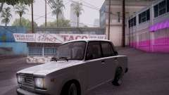 VAZ 2107 Tipo-stance для GTA San Andreas