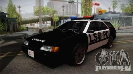 Stratum LSPD для GTA San Andreas