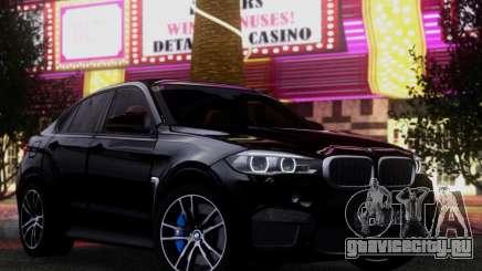 BMW X6M BULKIN ED. для GTA San Andreas
