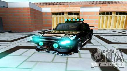 Москвич 2140 Турбо Тюнинг для GTA San Andreas