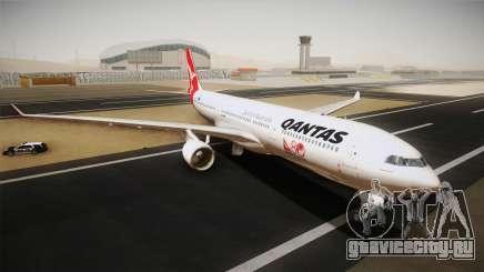 Airbus A330-300 Qantas 80 Years для GTA San Andreas