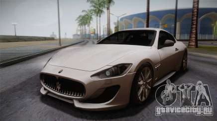 Maserati Gran Turismo Sport для GTA San Andreas