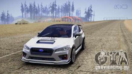 Subaru WRX STI LP400 2016 для GTA San Andreas