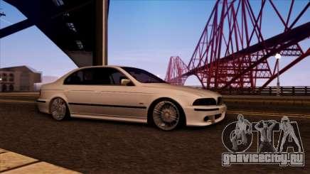 BMW M5 E39 седан для GTA San Andreas
