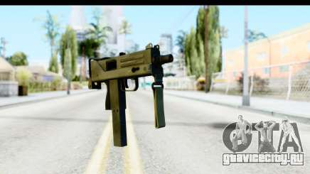 CS:GO - MAC-10 для GTA San Andreas