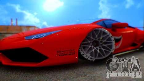 Axygen ENB для GTA San Andreas третий скриншот