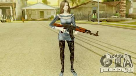 Fatal Frame 5 - Hisoka для GTA San Andreas третий скриншот
