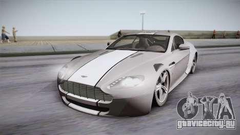 NFS: Carbon TFKs Aston Martin Vantage для GTA San Andreas