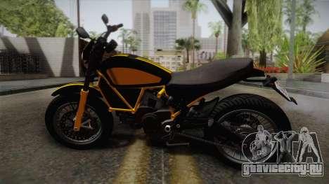GTA 5 Pegassi Esskey PJ4 для GTA San Andreas вид слева