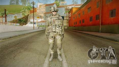Multicam US Army 1 v2 для GTA San Andreas второй скриншот