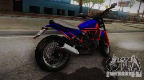 GTA 5 Pegassi Esskey PJ5 для GTA San Andreas вид слева