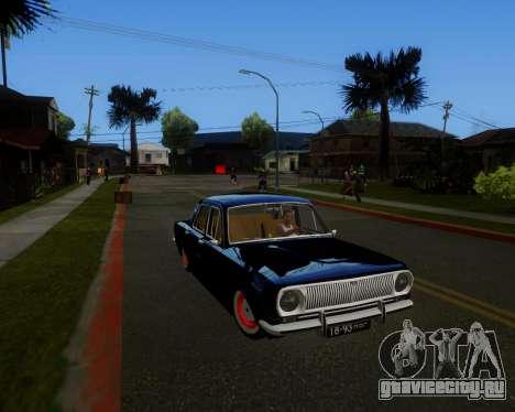 ГАЗ 2401 для GTA San Andreas вид справа
