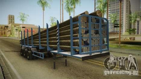 МАЗ 99864 Trailer v1 для GTA San Andreas