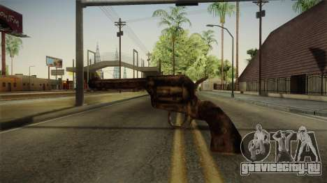 Silent Hill 2 - Pistol 2 для GTA San Andreas третий скриншот