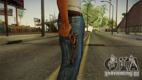 Silent Hill 2 - Pistol 2 для GTA San Andreas