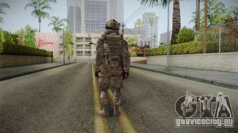 Multicam US Army 5 v2 для GTA San Andreas третий скриншот