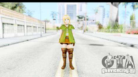 Hyrule Warriors - Linkle для GTA San Andreas второй скриншот