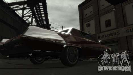ENB Config by avydrado для GTA 4 четвёртый скриншот