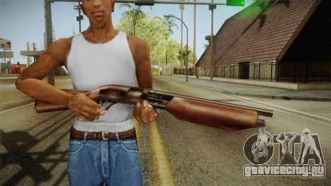 Silent Hill 2 - Shotgun для GTA San Andreas третий скриншот